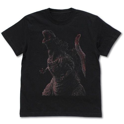 ゴジラ検定 受験者限定グッズ オリジナルTシャツ